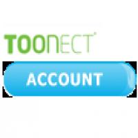 Toonect účet
