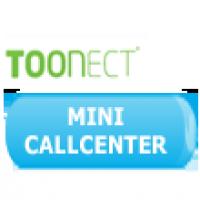 Toonect Mini call center
